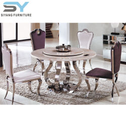 Home Furniture Dining Table Set Floding Low