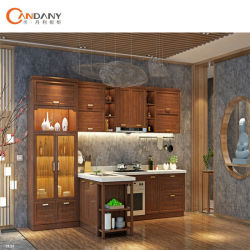 20 Years OEM in Foshan, Solid Wood Fair Price Furniture Wardrobe
