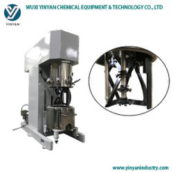 Wuxi Yinyan Dual Shaft Planetary Mixer Equipment with Teflon Coating Agitator for Anaerobic Adhesive Making