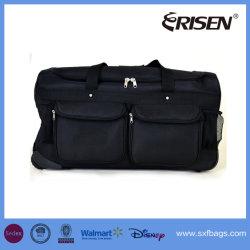 Cosmetic Rolling Duffle Bag Dance Trolley Bag