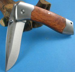 Popular Promotional Wood Handle Pocket Knife