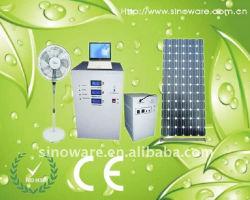 200W Solar off Grid Home System