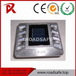 Traffic Security Reflective Road Pavement Marker Reflective Solar Aluminum Road Stud