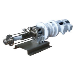 Screw Water Pump Slurry Pump Crude Oil Pump