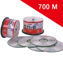 Popular 700MB Three-Colour Printing CD-ROM Disk