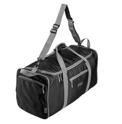 China Factory Wholesale Clear Custom Foldable Gym Nylon Duffle Bag