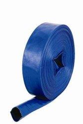 China Goods Wholesales PVC Water Flexible Pipe Layflat Plastic-Coated Hose