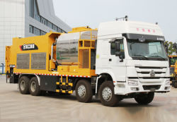 XCMG Official Truck Mounted Slurry Seal Paver Xf100A