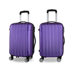 20 24 28inch Sets ABS Carry-on Travel Trolley Luggage