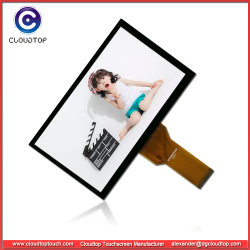 7 Inch USB Touch Screen for Query Facility Compatible with Windows and Linux CT-C8085