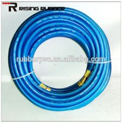 Flexible PVC Twin Welding Hose for Oxygen and Acetylene