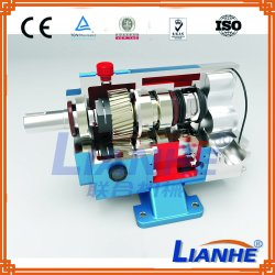 Stainless Steel Lobe Rotor Pump Frequency Speed Control Pump
