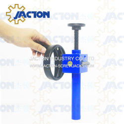 Mechanical Worm Gear Manual Screw Jack Lifting Mechanism with Best Price for Crank Table