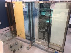 Tempered Glass Factory with En12150 and ANSI Certificate