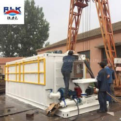 Mud Mixing System for HDD Pipe Jacking Slurry Shield 150m3/H