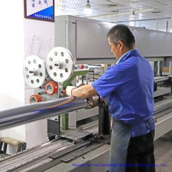 10m Three Roller Machine for Rolling and 10m Curing Oven Carbon Fiber Tube