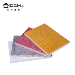 Interior Wall Building Material Heat Resistant MGO Wall Panels