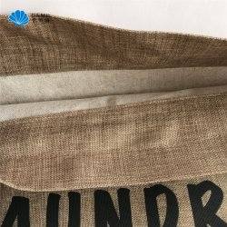 Jute Washing Bag Jute Laundry Bag