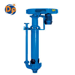 Slurry Pump Vertical Turbine Pump for Dredging Mud Pump