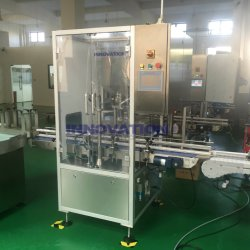 Automatic Piston Filler for Ethanol /Ethly Alcohol/Disinfectant/Spray Bottle/Alcohol Spray /Hand Sanitizer Gel /Hand Cleaner / Antibacteria Hand Washing Gel