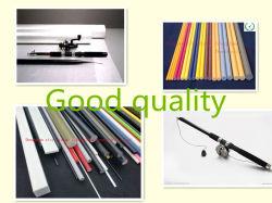 FRP Glass Fiber Rod, High Quality Fibreglass Rod