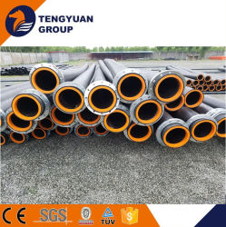 Dn20mm-1600mm Slurry Suction Pipe for Dredging Project