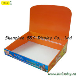 Counter Paper Box for Sports Goods, PDQ Display Box (B&C-D010)