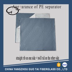 PE Separator in Slice for Lead-Acid Battery