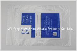 Best Price Transparent Valve Hermetic Bag PE HD Small Zip Lock Plastic Bag