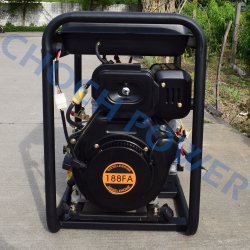 Reliable 13 HP 4 Inch High Pressure Water Pump