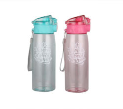 2017 Promotion Gift Plastic Water Bottle (HA09066)