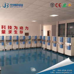 Jiebo High-Frequency Infrared Carbon&Sulfur Analyzer for Iron/Steel/Alloy/Ore/Coke