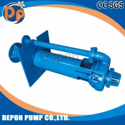100RV Vertical Slurry Pump Long Service Time