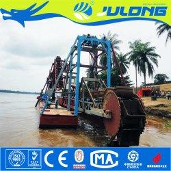 25m Depth 150m3/H Sand Gold Chain Bucket Dredger/Sand Dredging Machine/Bucket Chain Diamond Dredging Equipment