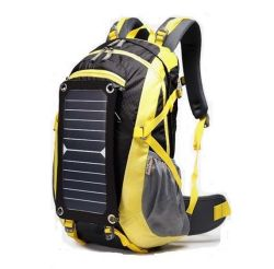 Waterproof Nylon Sport Solar Tactical Backpack Sh-16041820