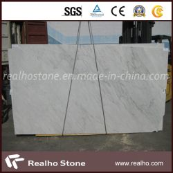Natural Stone White Carrara Marble Slabs for Wall/Floor Tiles (RHCA-30)