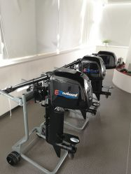 10 HP Electric Boat Propulsion Outboard Engine Motor