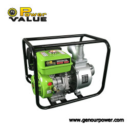 Hot Sale Genour Power Wp40 168f 4 Inch 4'' Gx270 177f Engine Water Pump 5.5HP Hand Start Gasoline Engine for Wholesale
