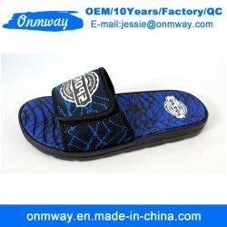 fa83bc462f44ce Fashion Printed Magic Adhesive Men s Slippers