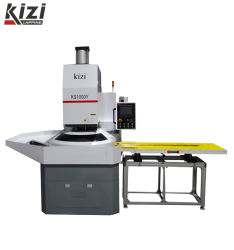 Mechanical Seals Surface Finishing Polishing Machine with Plate and Diamond Slurry