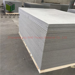Non Combustible No Asbestos Fire Resistant MGO Wall Board