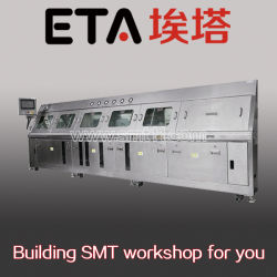 SMT Pick and Place Machine+SMT Printer