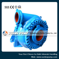 Centrifugal Horizontal Slurry Dredge Gravel Pump