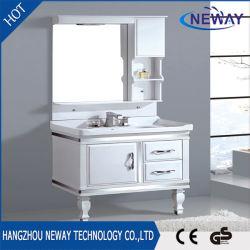 New Design Floor Stand Customized Waterproof PVC Bathroom Cabinet