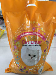 Cat Sand/Cat Litter/Pet Supply-Package with Handle