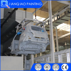 Electric Vehicle Under Body Sealing (UBS) Delivers Minimum Corrosion Painting Line