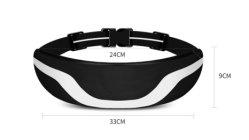 Fashion Neoprene Sport Runner Waist Running Belt Bag