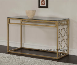Cheap Price Modern Glass Coffee Table with Storage