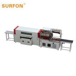Package Shrink Machinery for Adidas Sport Shoes Box Gh-3015L