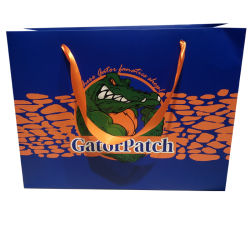 Custom Cheap Promotion Packing Logo Printing Custom Paper Bags